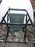 Кресло складное гигант кх-06, фото 2