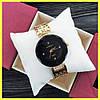 Женские часы Baosaili Черный-Золотистый - Фото