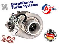Турбина Daf 95XF, Евро 2 3 85 CF оригинал BorgWarner XE355C/ XF 355M 01.97-