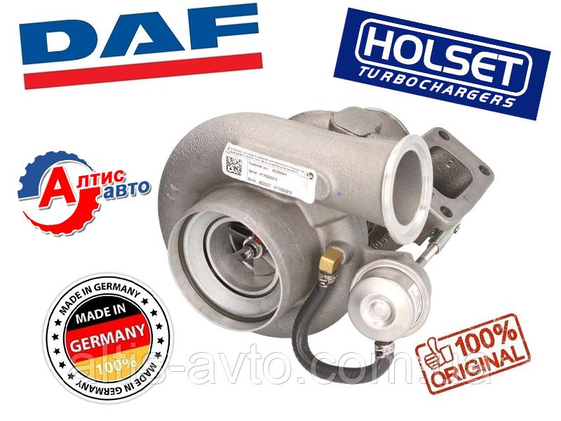 Турбина Daf LF 45, 55 Cummins оригинал Holset 3596647 1405848 с прокладками для грузовика грузовых автомобилей