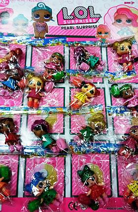 "Кукла сюрприз ""LOL Glitter LUX светящиеся"" на листе , фото 2"