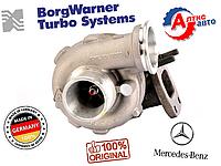 Турбины на Mercedes Atego, Actros, Axor (Оригинал BorgWarner 53169887023) 814 815 817 турбокомпрессор