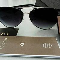 Очки Gucci мужские солнцезащитные капли