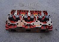 Головка блока цилиндров 04-06С1-1 в сборе с клапанами (01МТГ-06с9-10) двигателя А 01,А 01М, фото 1