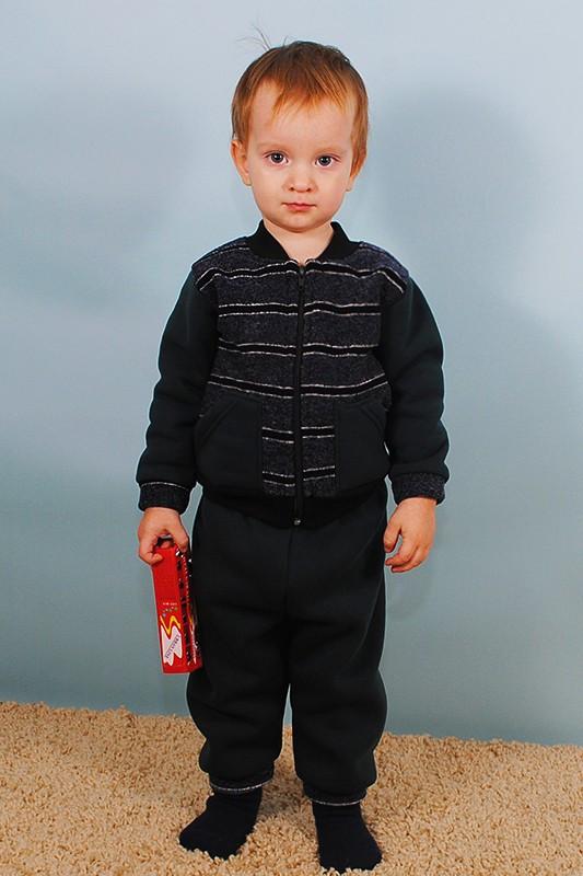 Костюм детский для мальчиков ( трехнитка)