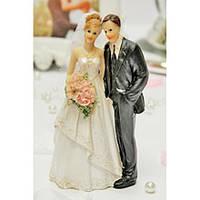 Фигурка на свадебный торт 8 см
