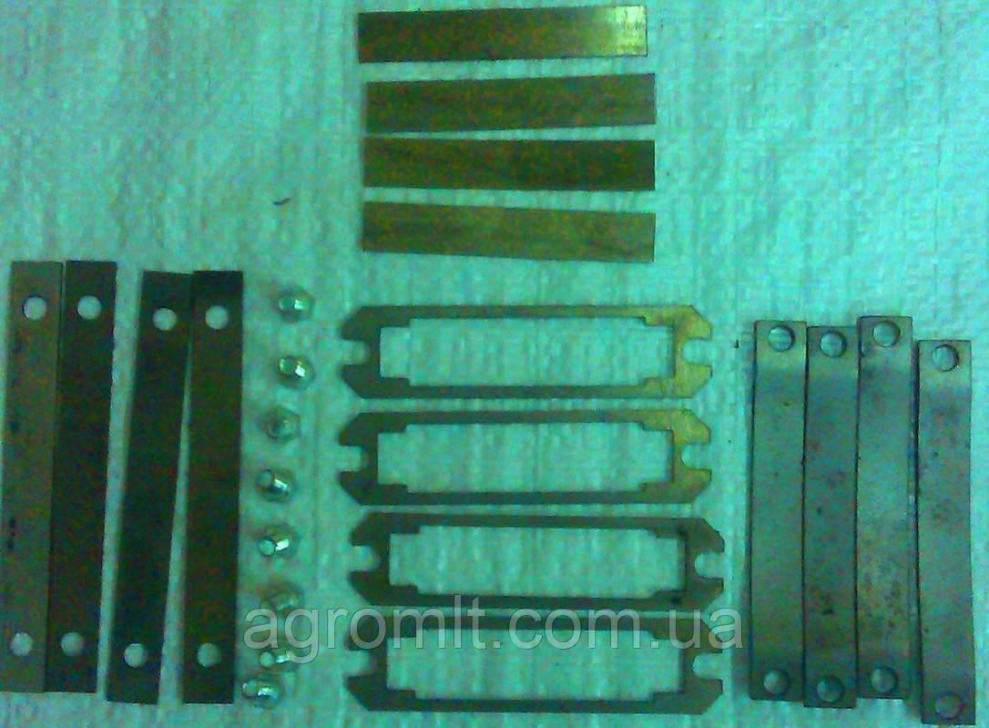 Ремкомплект клапанной плиты (крышки) компрессора СО-7Б
