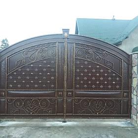 Ковані ворота Ізольда