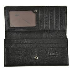 Кошелёк кожаный женский  TAILIAN 187х95х30 с монетницей сзади м Т807-3Н09ч, фото 3