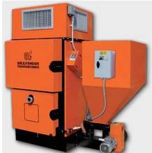 Генератор теплого воздуха на пеллетах GS 40