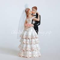 Фигурка на свадебный торт, 10,5 см