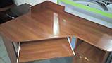 Угловой компьютерный стол, фото 2