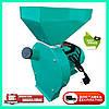 Зернодробилка MASTER KRAFT IZKB-2800 Зелены (Гарантия 12 месяцев)