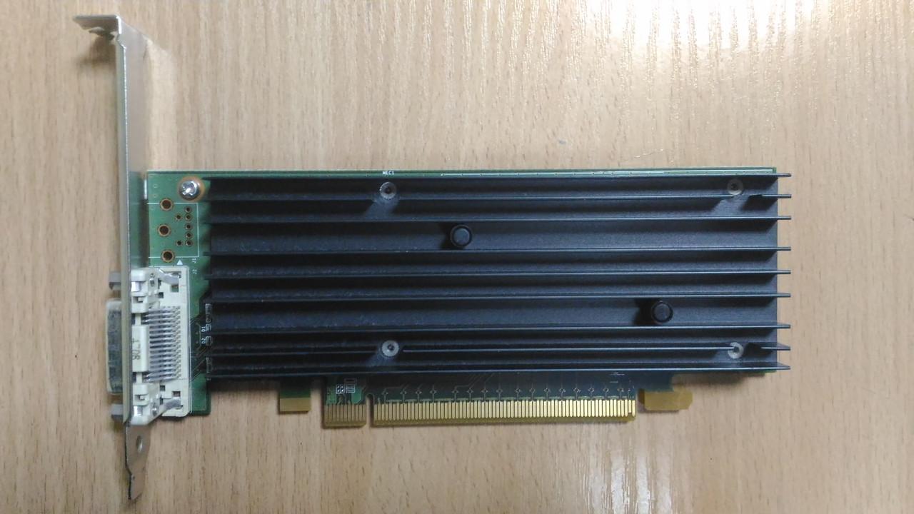 Видеокарта Nvidia Quadro NVS290 DDR2 256mb 64bit