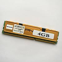 Игровая оперативная память PNY DDR3 4Gb 1333MHz PC3 10666U CL9 (64C0MHHHJ-HS) Б/У, фото 1
