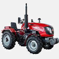 Трактор T244HL (блокировка дифференциала)