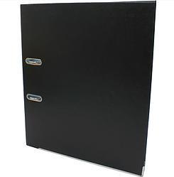 Папка реєстратор А4 Economix, 70 мм, чорна E39721 * -01