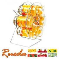 "Набор стаканов ""Rueda"" 6шт/наб 250мл MS-0270"