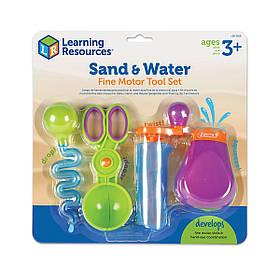 Игровой набор Learning Resources Маленькие ручки Песок и вода (LER5559)