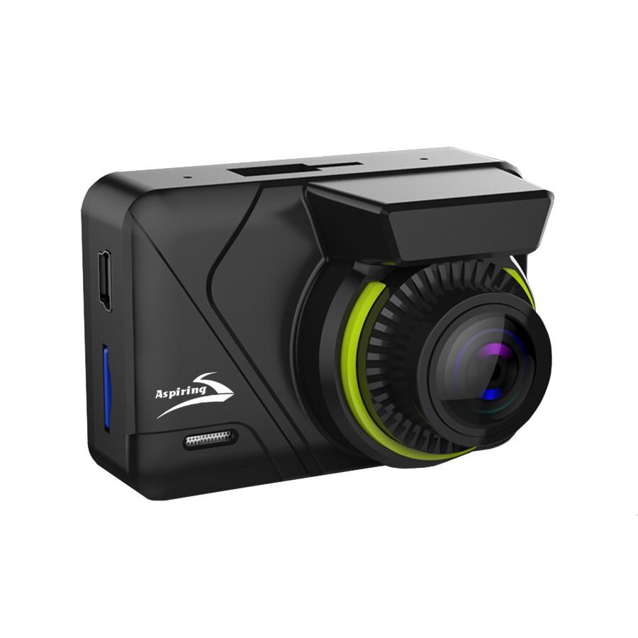 Видеорегистратор ASPIRING EXPERT 3 WI-FI, GPS, SUPER NIGHT VISION