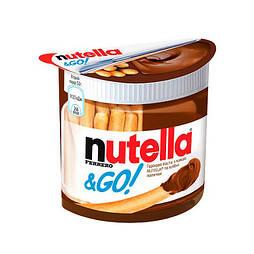 Нутелла+хлебные палочки  / Nutella&Go (Ферреро) Т52гр
