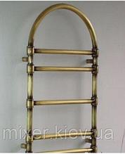 Полотенцесушитель в кольорі бронзи 10-019