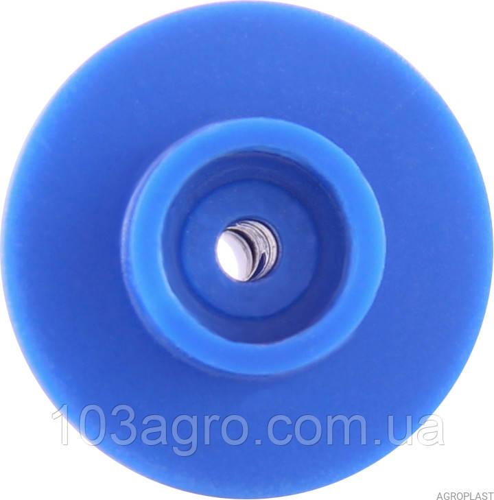 Калібруюча шайба КАС пластикова RSM03P 03 (синя)
