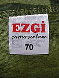 """Майка мужская """"EZGI"""". Камуфляж. Хлопок. р. 70 (XL), фото 5"""