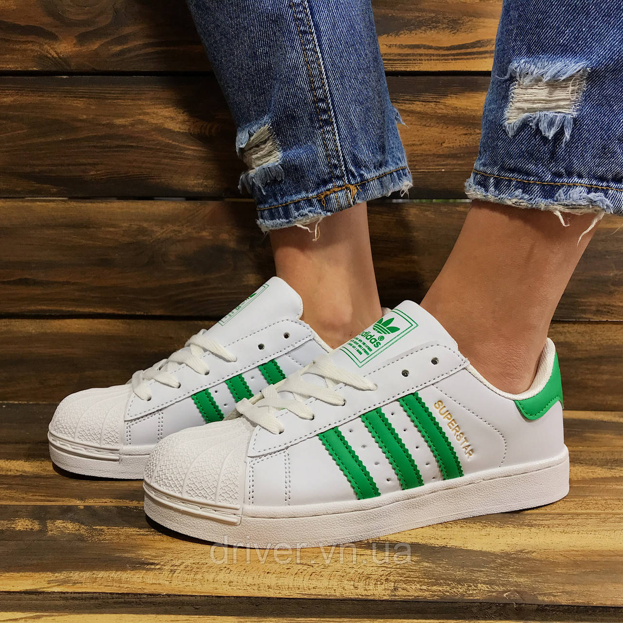 Кросівки Adidas Superstar ac037776126ca