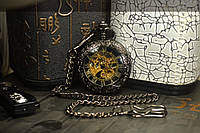 Механические карманные часы BAXTA KS №37