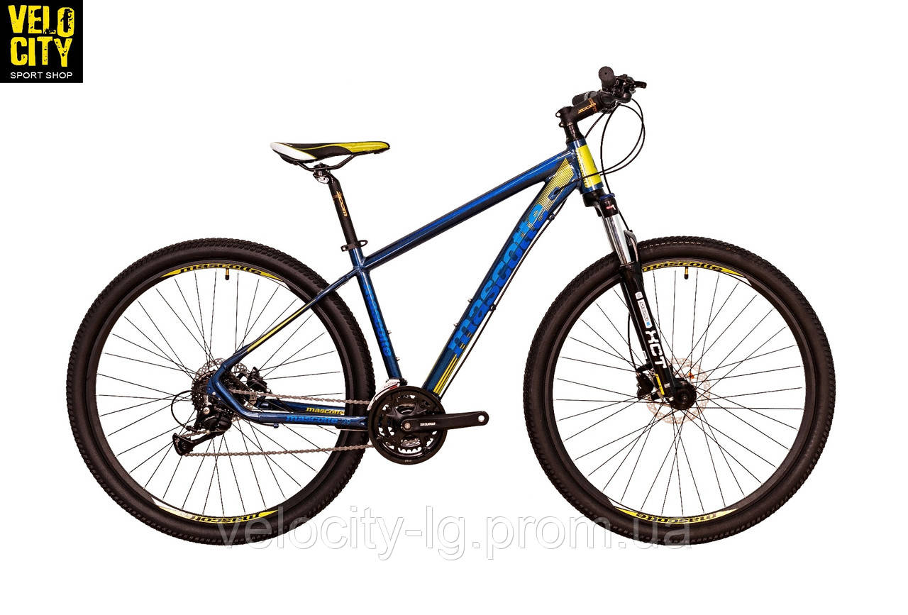 "Велосипед Mascotte Chameleon 29"" 2019, фото 1"