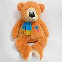 Мягкая игрушка Zolushka Медведь Косолапый большой 100см коричневый (0882)