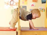 Физкультура для детей от 1 до 3-х лет.