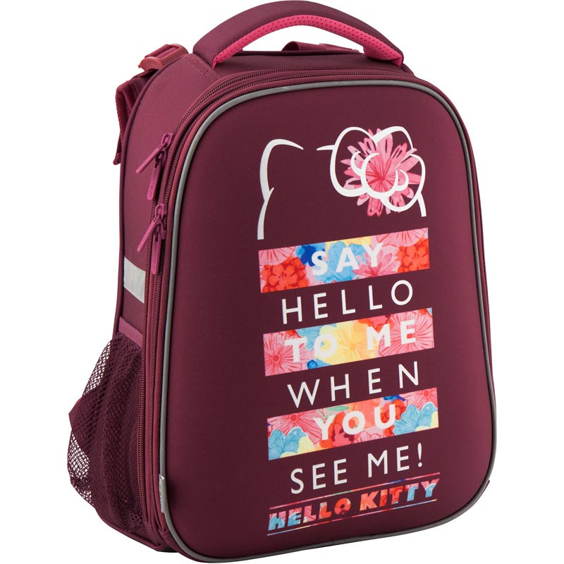 da22314a118f Рюкзак школьный каркасный Kite Education Hello Kitty Хеллоу Китти  (HK19-531M)
