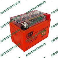 Аккумулятор гелевый 12V 4Ah (UTX4L-BS) для мототехники (без индикатора заряда)