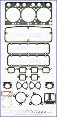 Комплект прокладок двигателя SAMPA 040.630
