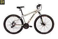 """Велосипед Fort CARMINE 29"""" DD стальной рама 17, фото 1"""