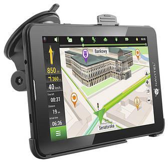 Автомобільні GPS навігатори