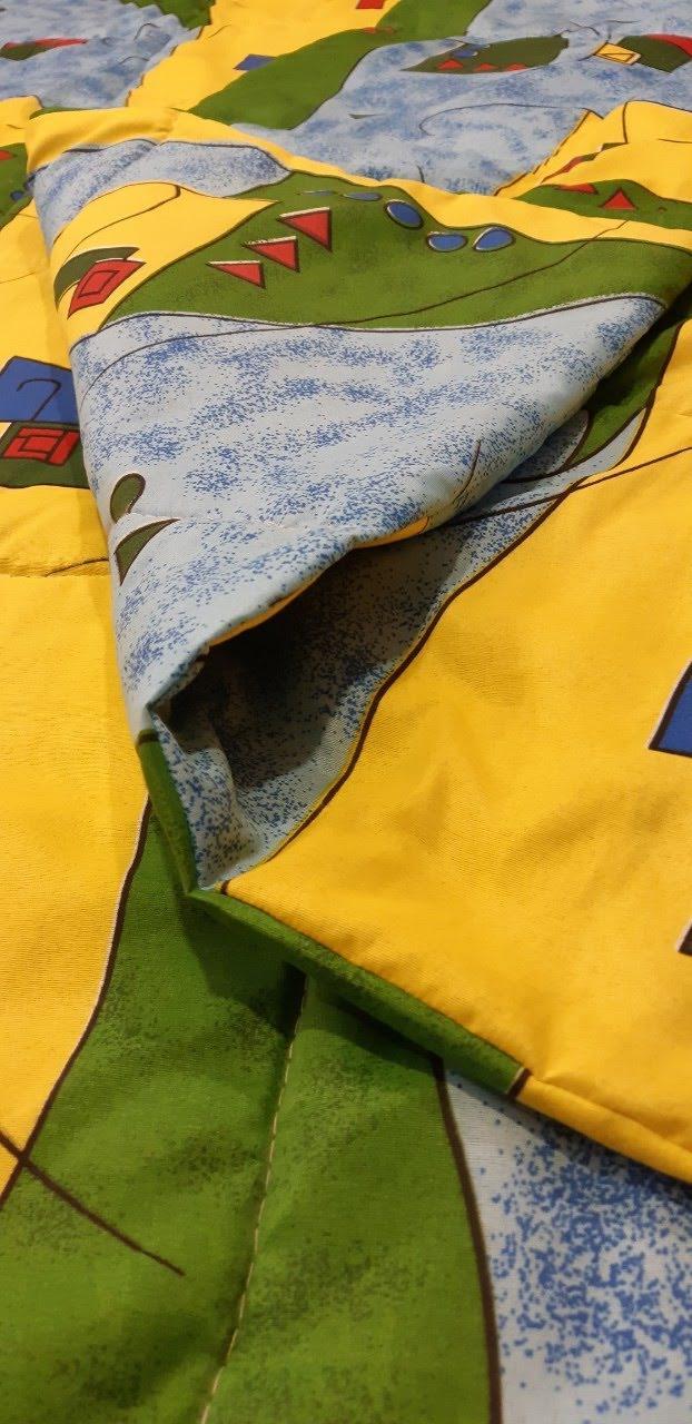 Одеяло однослойное летнее