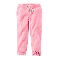 Детские флисовые штаны