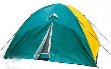 Палатка двухслойная шести местная 6 местная в чехле туристическая рыбацкаякемпинговая трекинговая намет