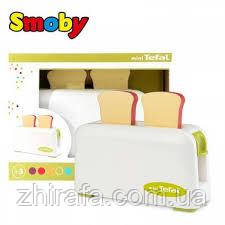 Іграшковий тостер mini Tefal Smoby 310504