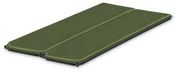 Двоспальний двомісний самонадувний килимок туристичний килимок