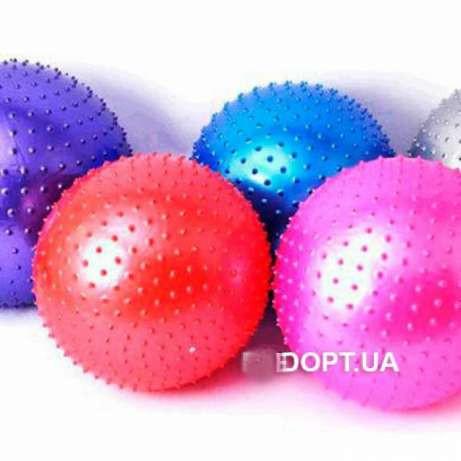Мяч,мячик,для,фитнеса,массажный,с пупырышками,для похудения,65,75,85см