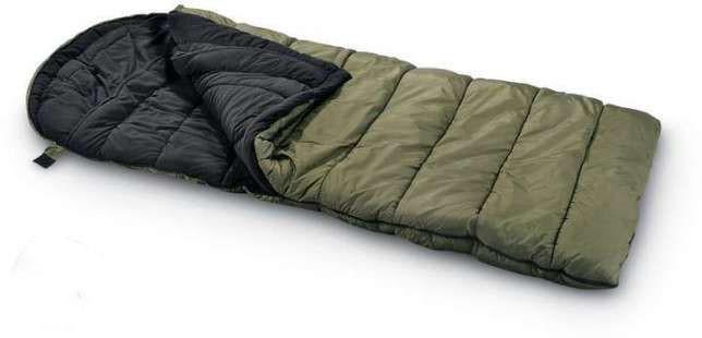 Спальник, спальный мешок, зимний, одеяло, до -26, туристический рыбацкий