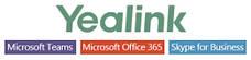 Оборудование Yealink для видеоконференций в Microsoft Teams