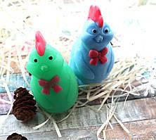 Натуральное мыло Петушек 3D