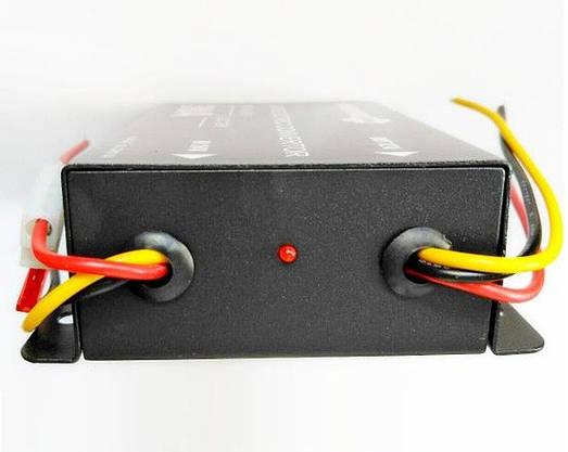 Інвертор перетворювач з 24В на 12В (10А) Відеоогляд, фото 3