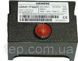 Контролер Siemens (Landis&Gyr) LGA