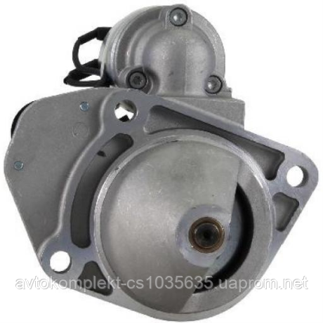 Стартер редукторный Krauf STB4001 на MAN TGA, TGL, TGM (4 кВт)